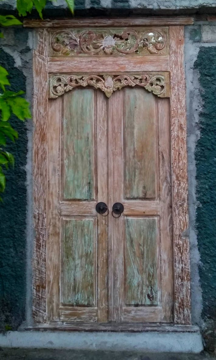 Teckwood Recycled Door